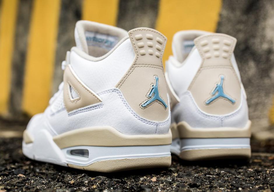 Jordan 4 linen