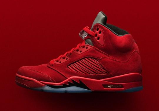 """Air Jordan 5 Retro """"Flight Suit"""" Releases This Saturday"""