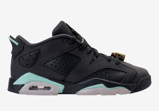 "The Air Jordan 6 Low ""Mint Foam"" Releases This July"