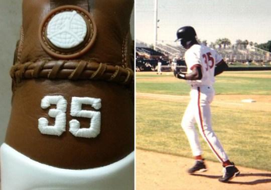 "The Air Jordan 9 ""Baseball Glove"" Will Release Mystery Box Style"