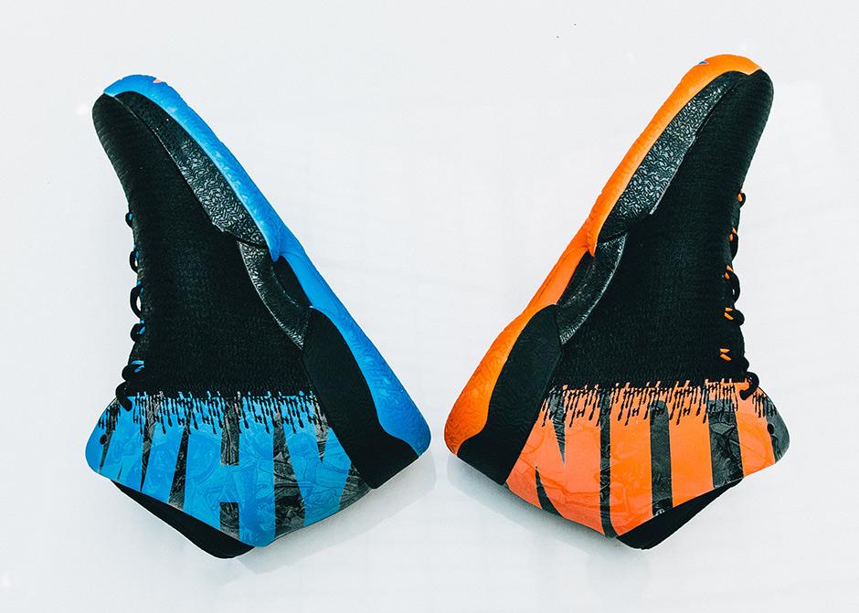 Russell Westbrook MVP Shoes Air Jordan