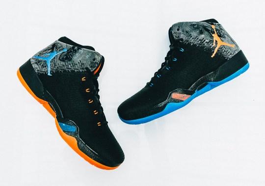 Jordan Brand Celebrates Russell Westbrook's MVP With Air Jordan XXX1 Release