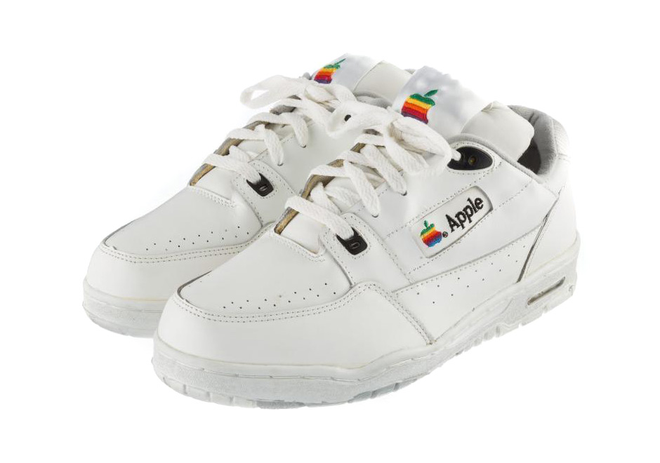 A shoe with legendary status is about to be up for grabs. Rarely seen, the  shoe made by Apple for their employees in the early 1990s is a unicorn on  the ...