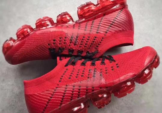 Detailed Look At The Upcoming CLOT x Nike VaporMax