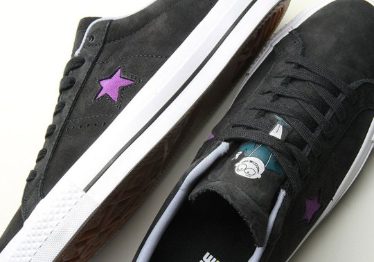 Dinosaur Jr. And Converse Team Up For Chuck Taylor And One Star Release