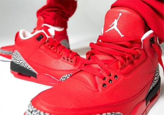 "How To Get The DJ Khaled x Air Jordan 3 ""We The Best"""
