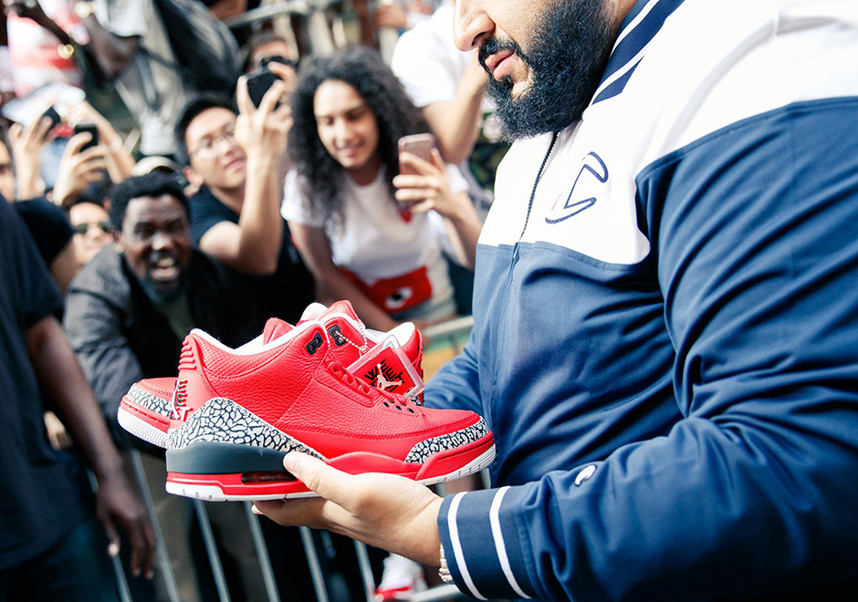 factory authentic 9372e 1aed2 DJ Khaled Jordan 3