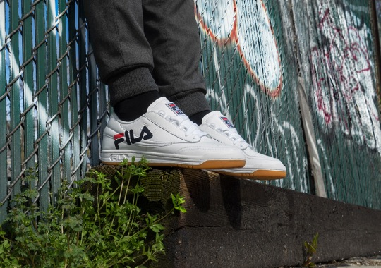 The FILA Legacy Pack Is Available Now