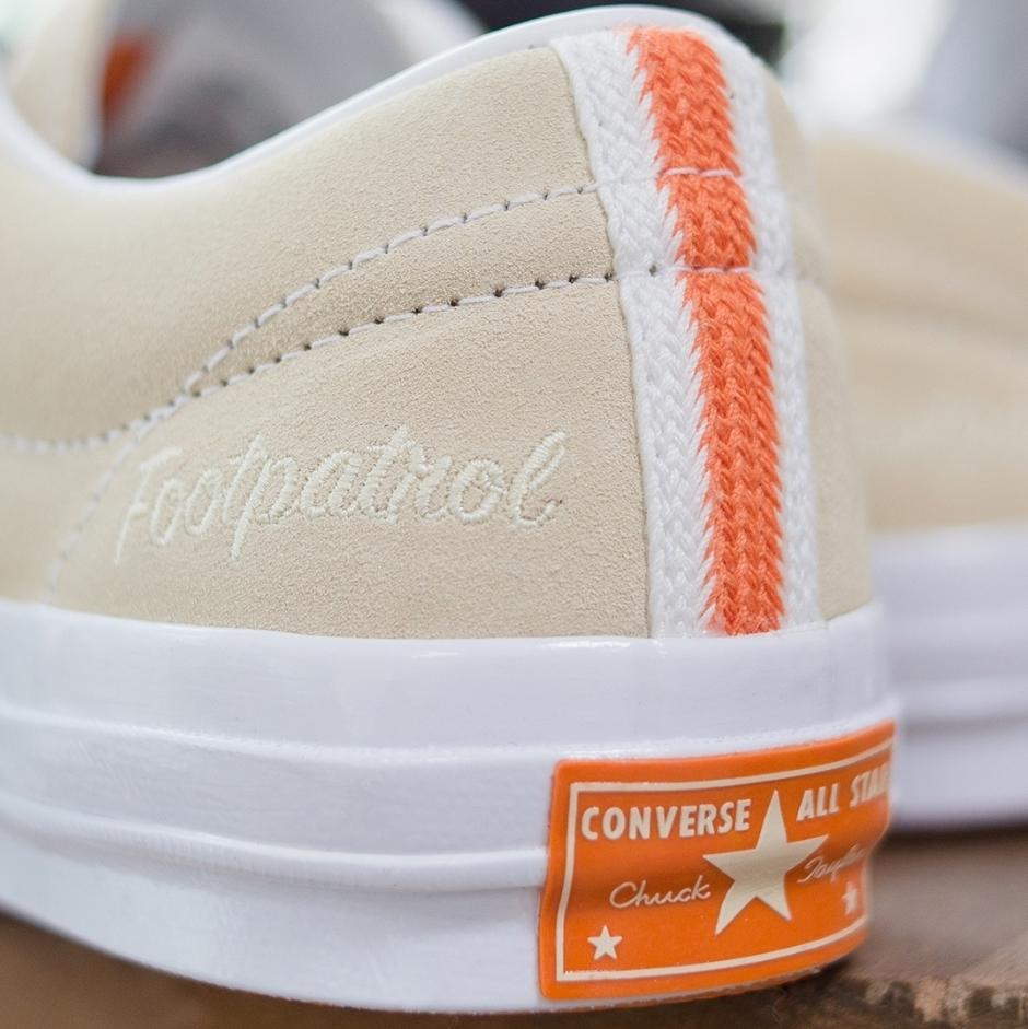 converse one star footpatrol