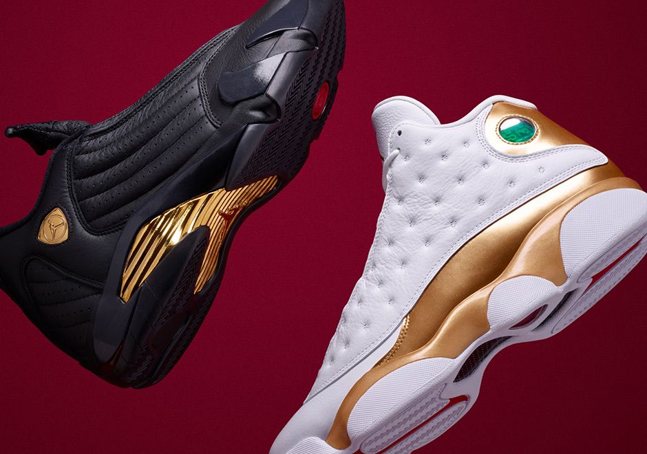 Air Jordan 13/14 DMP Pack Available Now Via Nike Early Access