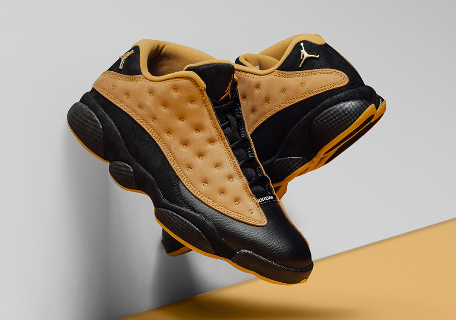 "fc1ee06493c The Air Jordan 13 Low ""Chutney"" is that rare Jordan retro that hasn t seen  a release since its original debut back in the summer of 1998."
