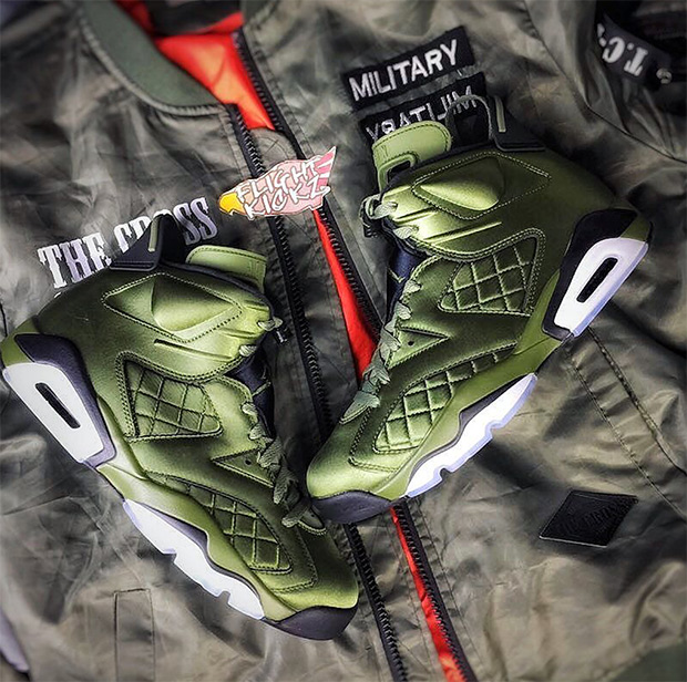 1294c822c2d This Air Jordan 6 Is Inspired By Michael Jordan's Jacket From His First  Saturday Night Live