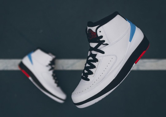 Jordan And Converse Set To Release $300 Two-Pair Pack On June 28th