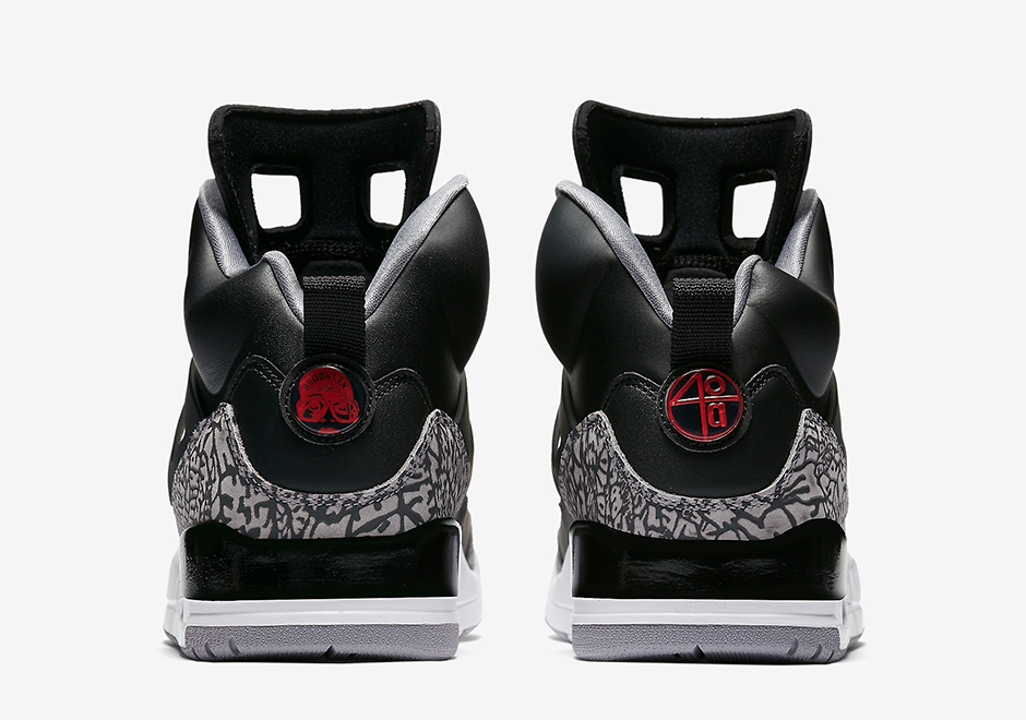 super popular 5f46c 4a5a7 ... spain jordan spizike black cement release date june 20th 2017.  available on nike 160.