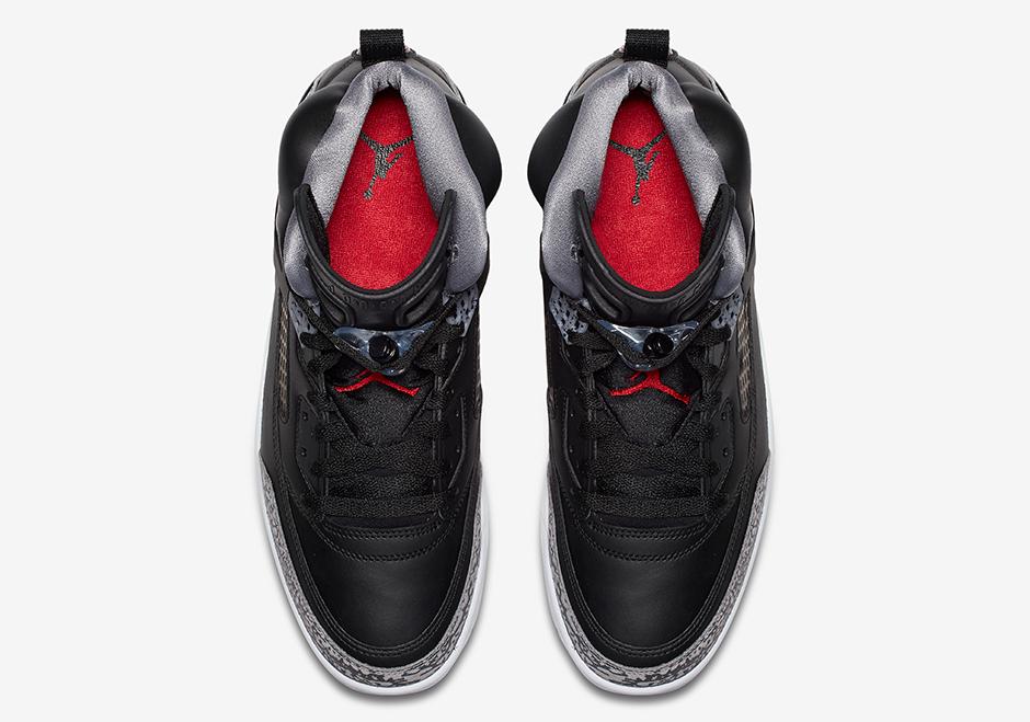 957ade8ec06987 Jordan Spiz ike Black Cement Black Cement Release Info 315371-034 ...
