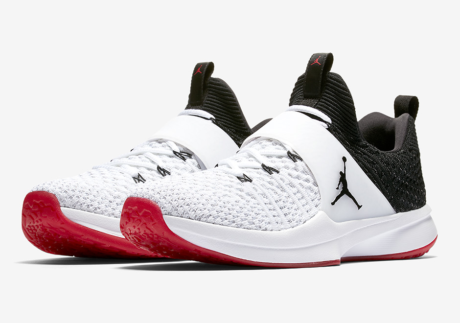 3793ef002d391f Jordan Trainer 2 Flyknit Chicago Bulls Collection