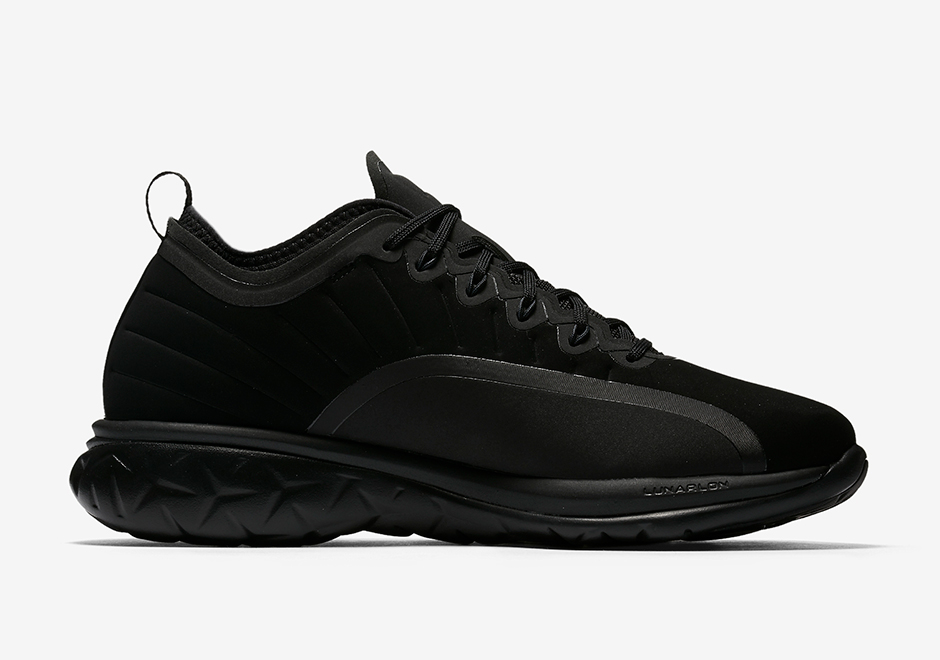 online store c41b1 100df .1 at select Jordan Brand stores and online on March 1st for  125 Nike Air  Huarache All Black I Shoes. Available Now on Kixify   eBay. MSRP is set at   100.