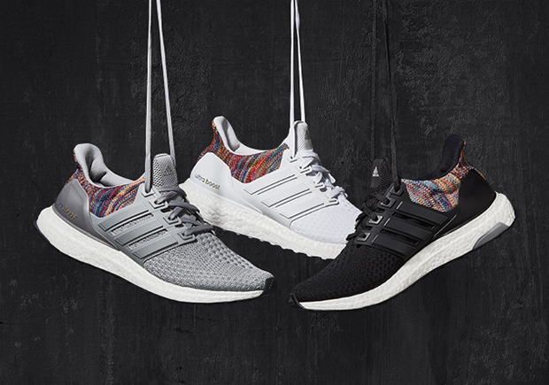 "buy online 23db9 ae698 More miadidas Ultra Boost ""Multi-Color"" Options Are Coming Soon"