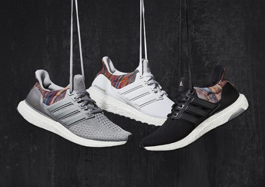 "More miadidas Ultra Boost ""Multi-Color"" Options Are Coming Soon"