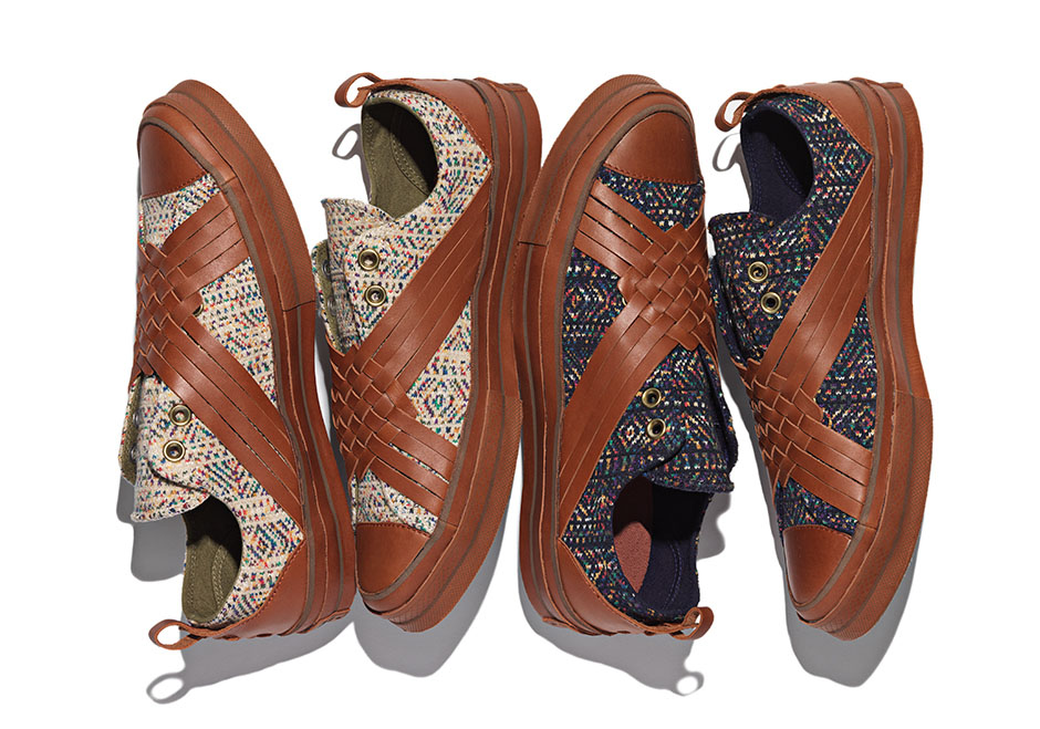 5273d9087a Missoni Converse Chuck Taylor Slip Collection