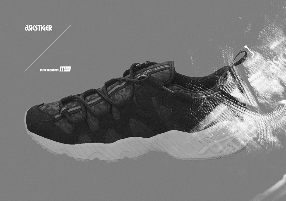the latest 3ee2c 7c2ba mita Sneakers ASICS GEL-Mai Release Info   SneakerNews.com