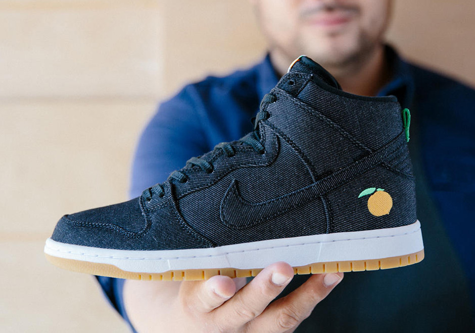 "new product 02d28 e4e46 Tomorrow, Nike SNKRS will officially release the Nike SB Dunk High Pro  ""Momofuku"", but you wont be able to purchase them with standard procedure."