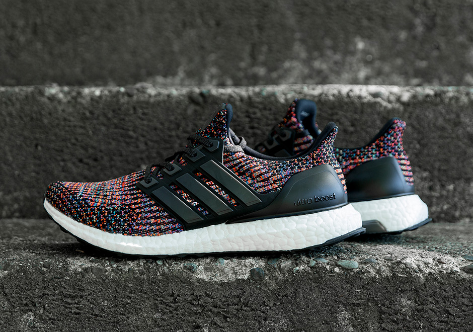 Adidas Ultra Boost 3,0 Flerfarget Footlocker