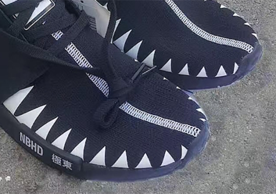 Is Another NEIGHBORHOOD x adidas NMD In The Works?