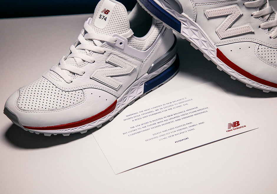 New Balance 574 Sport Friends and Family Edition