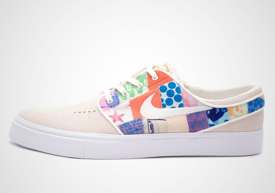 order cheapest great prices Nike SB Stefan Janoski by Thomas Campbell 333824-119 ...