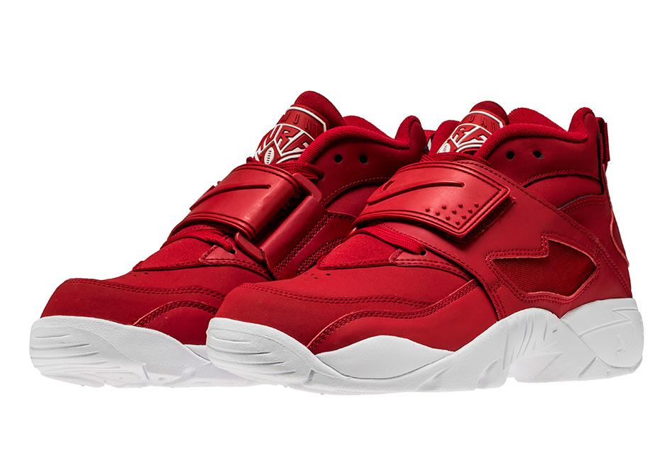 9118af119c Nike Air Diamond Turf Red White 309434-600   SneakerNews.com