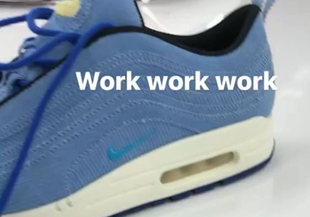 8d5e7c966a ... Sean Wotherspoon designed the winning hybrid of Nikes RevolutionAIR  program as he combined both the Air ...