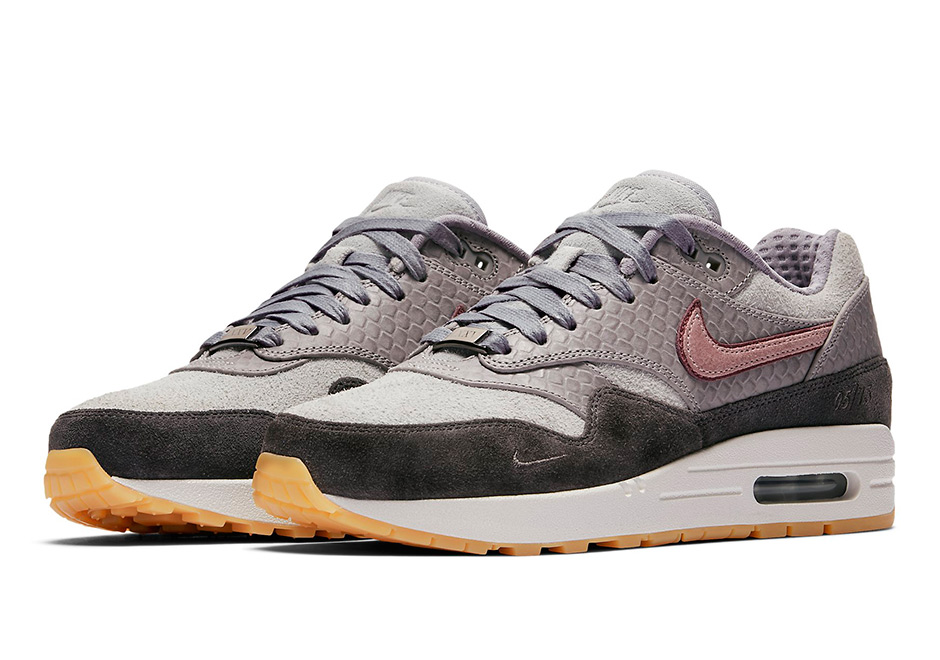 clearance sale huge inventory new appearance Nike Paris Air Max 1 Bespoke AO0864-991 Release Date ...