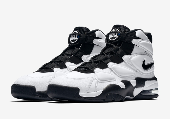The Nike Air Max2 Uptempo Has Even More Colorways Coming This Summer
