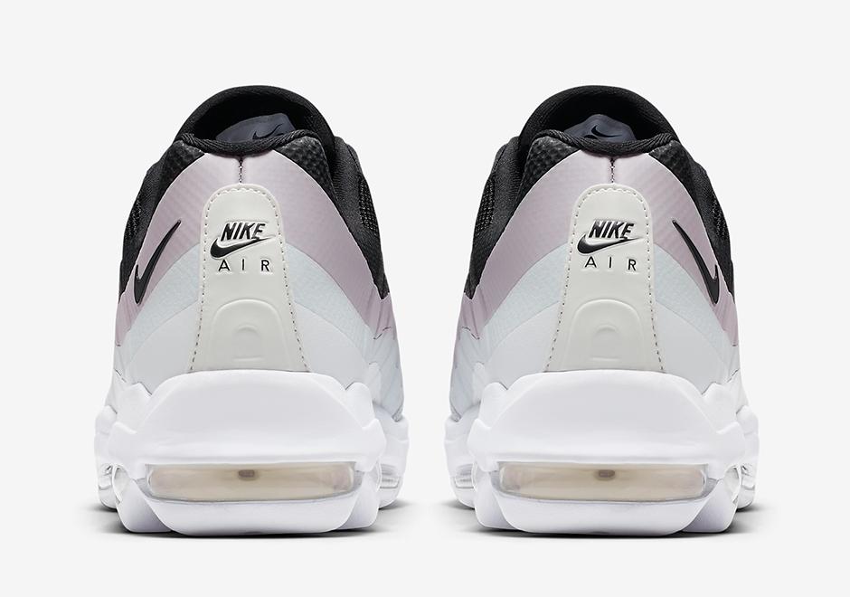 nike air max 95 ultra black pink white