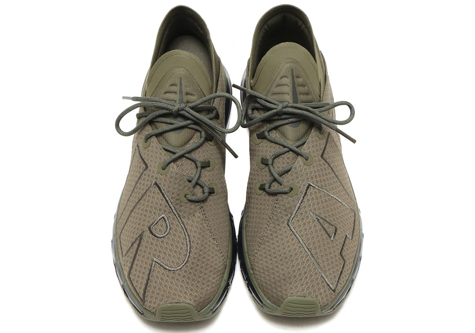 competitive price 00f7c 23e5c ... Nike Air Max Flair Color Medium OliveSequoia-Black ...