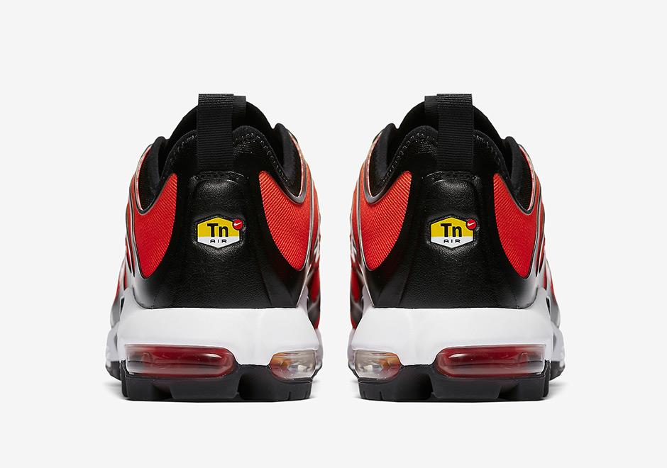 Air Max Plus Tn Ultra Tiger Orange Tour Black Yellow Team