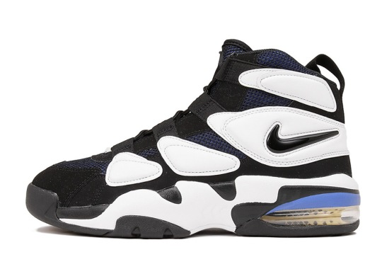 "The Nike Air Max Uptempo 94 ""Duke"" Is Back In Stores"