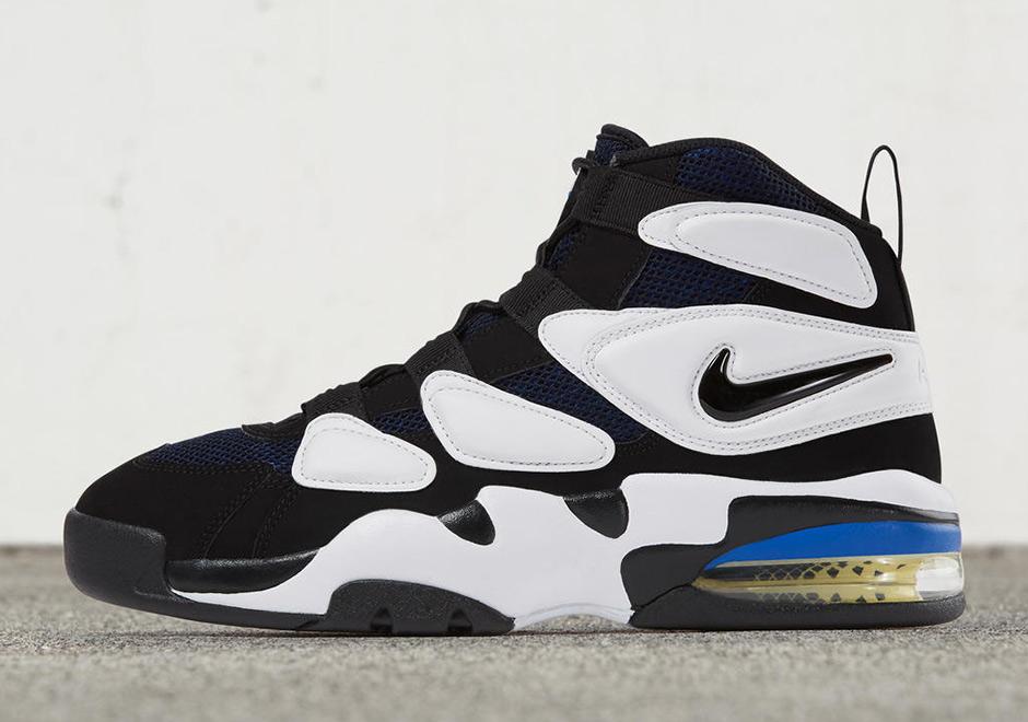 Kicks Off! The Sneaker Blog: Nike Air Max Uptempo Duke