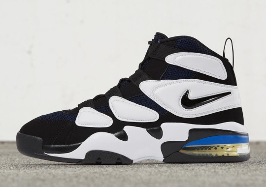 "Nike Officially Announces The Return Of The Air Max 2 Uptempo 94 ""Duke"""