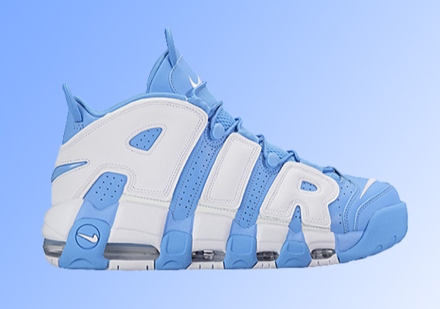 Nike Air More Uptempo University Blue UNC Release Date 921948-401 ... 8c3b11bb5