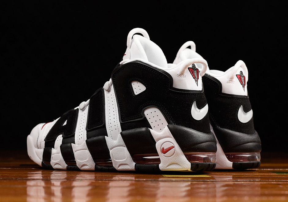 best sneakers 0eee4 a0f7f Advertisement. Although the Nike Air More Uptempo has forever been  associated with Scottie Pippen ...