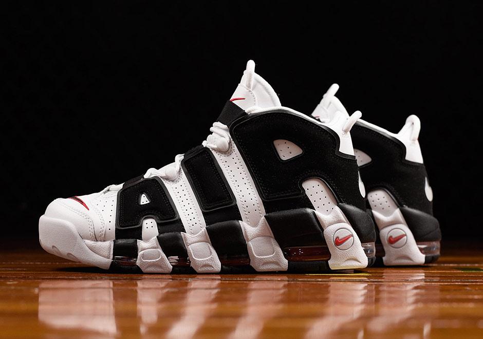 sale retailer 2315c 1ed67 Nike Air More Uptempo Scottie Pippen Release Info 414962-105 ...