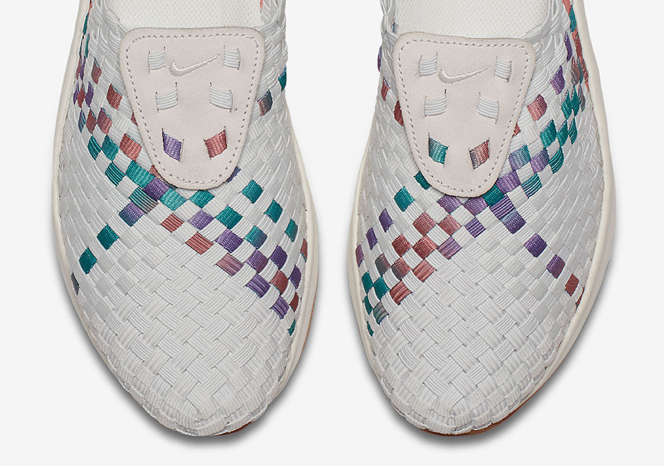 Nike Adds Pastel Tones To The Air Woven