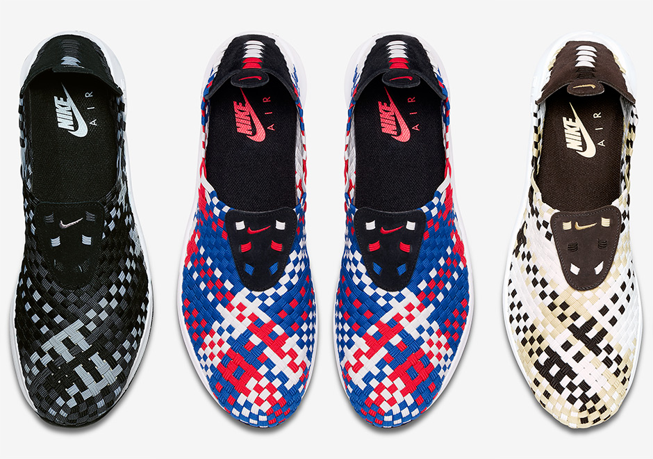 Expect More Nike Air Woven Colorways This Summer