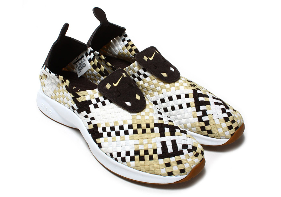 Nike Air Woven Release Date  Summer 2017  140. Color  Brown Team  Gold-Sail-Ale Brown ae91a1c92251
