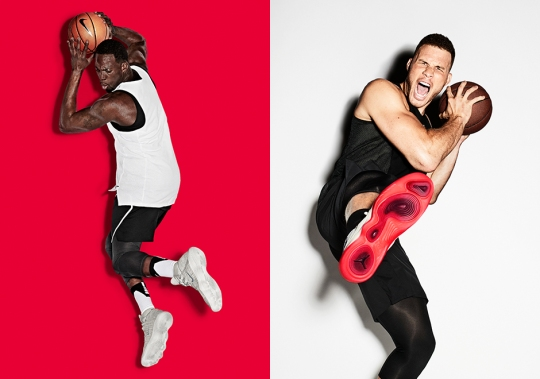 Nike Debuts REACT Cushioning With Two New Basketball Models