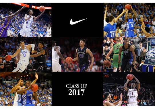 Nike Basketball Announces 2017 Rookie Class, Featuring Markelle Fultz, De'Aaron Fox, And More