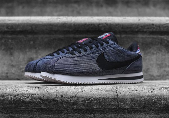 """The Nike Cortez Gets The """"Afro-Punk"""" Look"""
