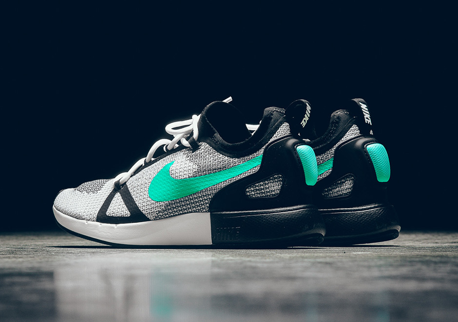 Nike revives a late-80s racing shoe for a whole new life with the new Duel  Racer inspired by the Duellist. Updated with a sleeker design in a mesh  upper ... 424f34db6
